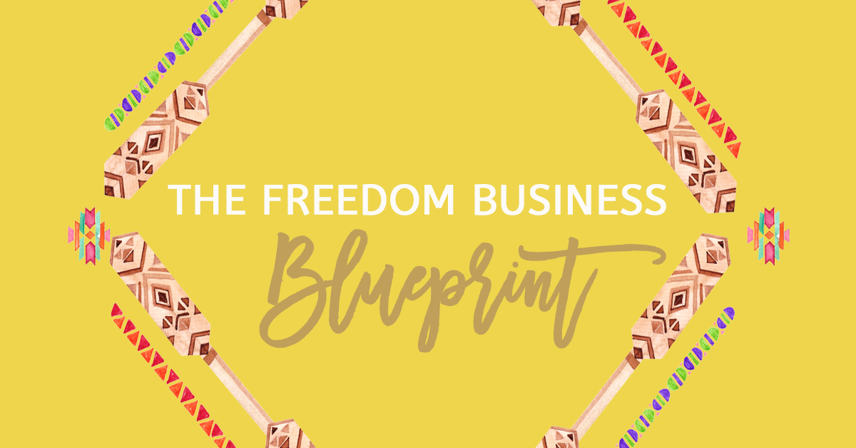 Wwrf 024 the freedom business blueprint 14 steps to creating a the freedom business blueprint malvernweather Image collections