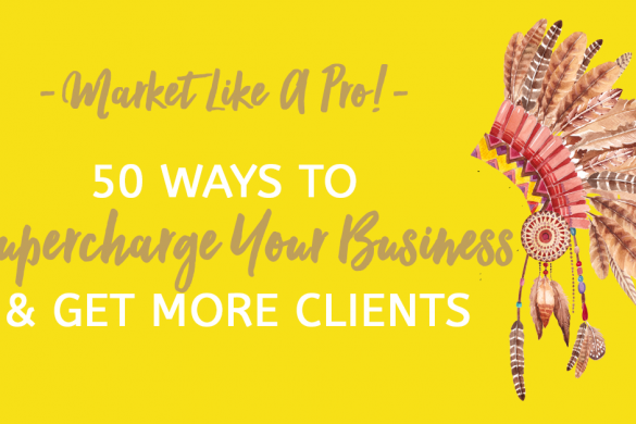 50 Ways to Supercharge Your Business