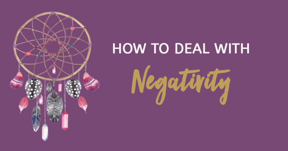 Wild Woman Run Free How To Deal With Negative People