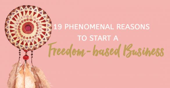 Wild Woman Run Free 19 Phenomenal Reasons To Start A Freedom-based Business