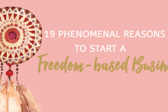 Wild Woman Run Free 19 Phenomenal Reasons To Start A Freedom-based Business